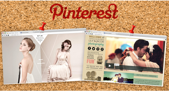 Wix Pinterest Funktion